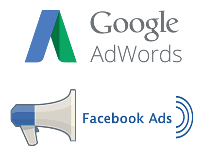 DM-google-adwords-fb-ads